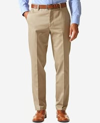 Brand new Men's Khaki Pants 32 W - 34 L New Westminster