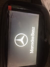 Original Tow DVD and CD player for Mercedes Benz Ajax, L1S