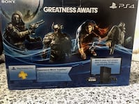 Ps 4 $ 295 bought in 490 including tax 538 km