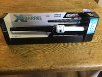 Black and gray and black xl barrel hair curler box Oliver Springs, 37840