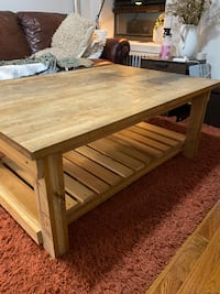 Custom built coffee/work table New York, 10031