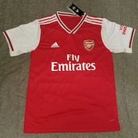 Arsenal FC Aubameyang Soccer Jersey Chevy Chase, 20815