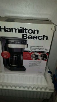 New 12 cup Coffee maker Rodeo, 94572