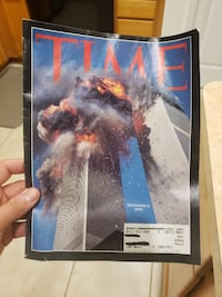 911 times magazine collectable