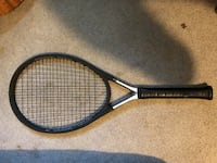 Titanium Tennis Racket with case. 100$ VALUE