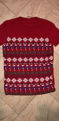 "hollister ""holla-days"" t-shirt (size small) Annandale, 22003"