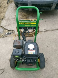 green and black pressure washer Livonia, 48154