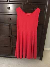 Beautiful Red dress for sale - size large Maple Ridge, V4R 2W6
