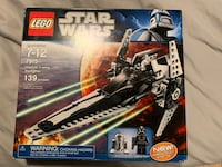 Unopened LEGO Starwars Imperial V-Wing