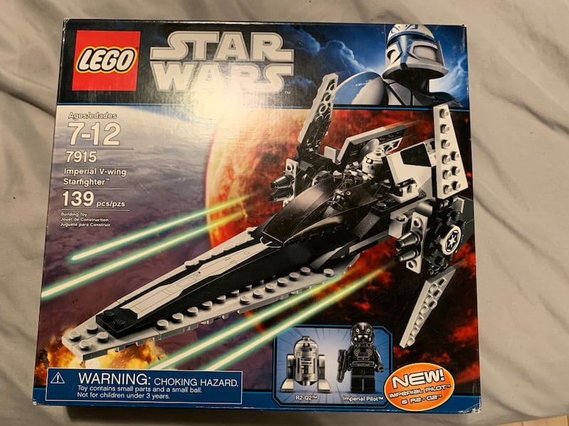 Unopened LEGO Starwars Imperial V-Wing 0cdc8307-81d6-43db-8aed-1a0b0fec982d
