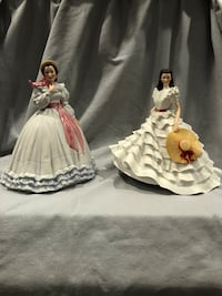 Gone with the Wind figurines 417 mi