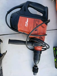 red and black corded power tool Atlanta, 30316