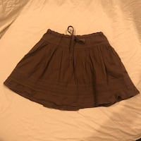 women's brown mini skirt Leesburg, 20176