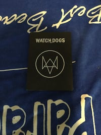 Watch Dogs PS4 special edition box Montréal, H2V 2X5