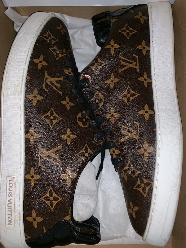 a772c4e39daf Used Louis Vuitton sneakers for sale in Campbell - letgo