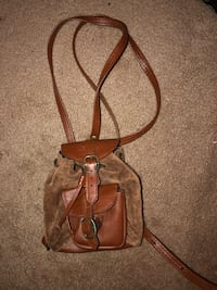 Brown Leather Backpack Gaithersburg, 20879