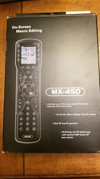 Universal Remote  MX-450 Middle River, 21220