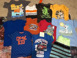 Boys shirts size 5