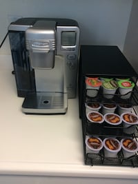 Cuisinart Keurig brew station with Keurig cup holder and coffee Ewa Beach, 96706