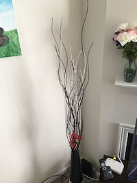 Decorative vase and bamboo for sale Manchester, 06042