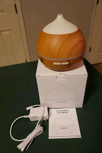 Faux wood grain aroma diffuser Middletown, 21769
