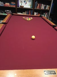 Pool table Lake Forest, 92630