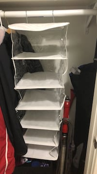 Closet Hang Organizer Chicago, 60640