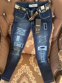 Authentic Colombian buttlift jeans