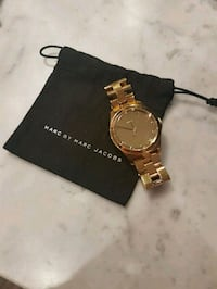 Female Marc Jacobs Yellow Gold Watch Vaughan, L4L 7G3