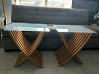 Designer Glass Side Tables Toronto, M3J
