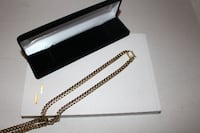 8mm ICED OUT Cuban Chain 14k Electroplated Gold  Delta