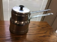 Comet Double Boiler/Coffee Pot