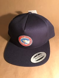 O'Neill Snap Back Hat New With Tags