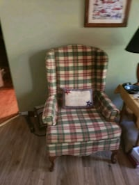 Wing back chair Georgetown, 37336