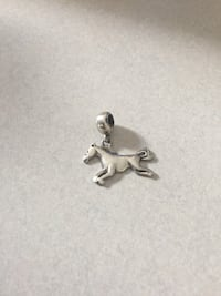 Bracelet charm (real silver) Bristow, 20136