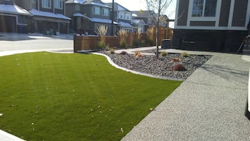 landscaping and landscape materials