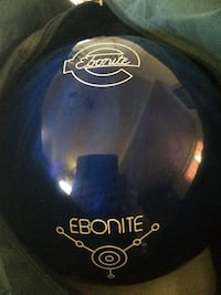 UNDRILLED 12lb Ebonite Impact Newport News, 23601