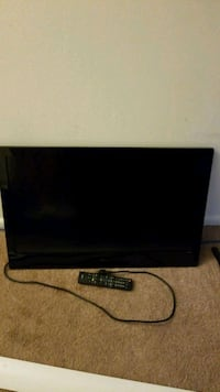 flat screen TV with remote Lutherville-Timonium, 21093