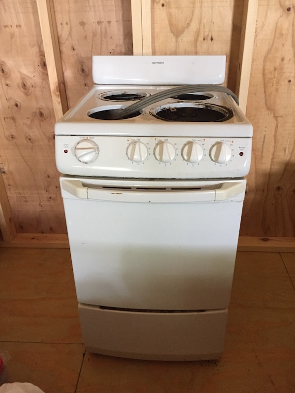 Apartment size Electric Small stove