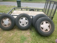 16'rims tires comes with them Fort Walton Beach, 32548