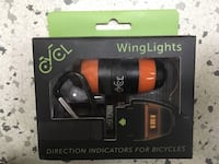 Winglights Handlebar Indicators Toronto, M9W 1A2