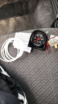 Bosch Mechanical Oil Pressure Gauge Dumfries