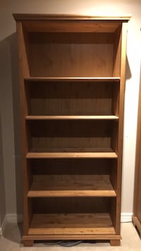 Solid Wood Bookcases Vaughan, L6A 1S6