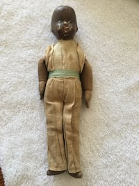 Antique doll  one of a kind  be the only one to own one.  Great price