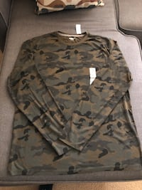 Old Navy Camouflage Shirt Dumfries, 22026