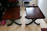 Two end tables Davenport, 33897