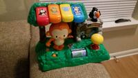 Vtech learn & dance interactive zoo Arlington, 22206
