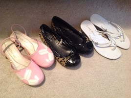 Cute girls shoes size 13