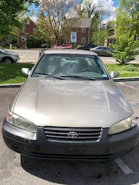 98 Toyota Camry Clear Title K2250616 Washington