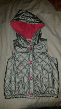 Silver/Pink Vest Tracy, 95377